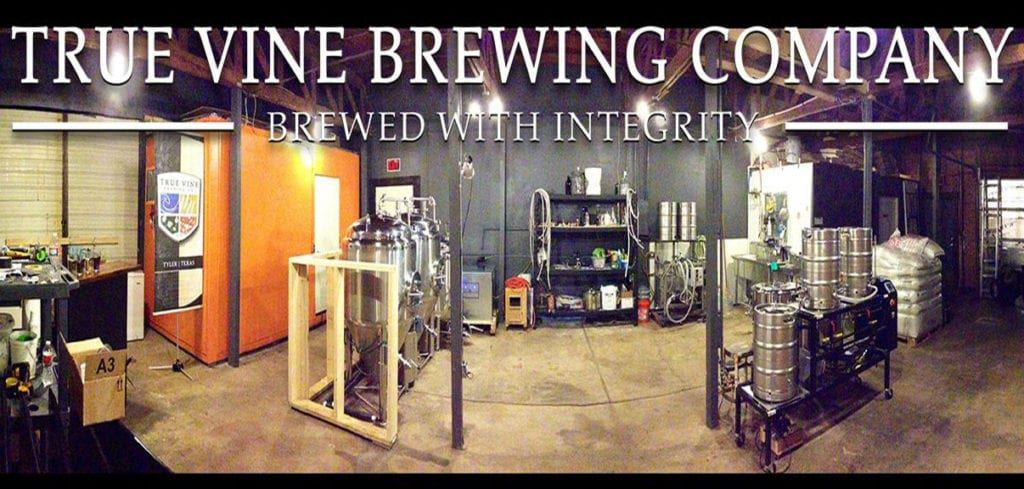 true vine brewery tyler texas