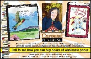 Carousel Publishing tyler texas tx
