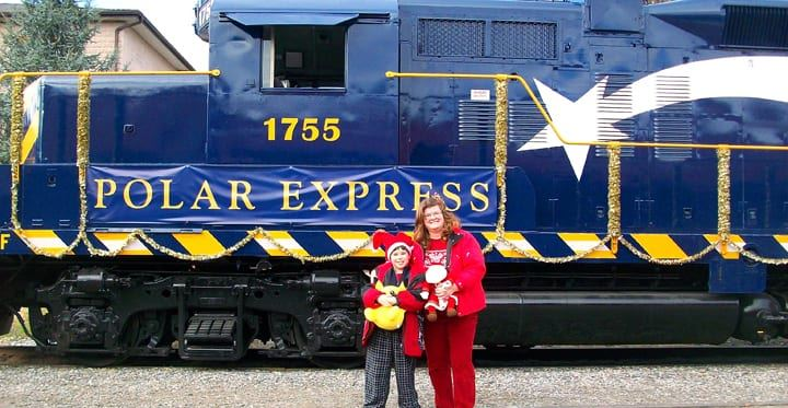 polar-express texas state railroad