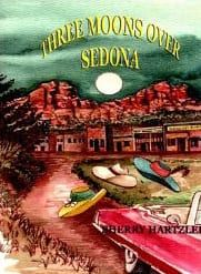 """Three Moons Over Sedona"" By Sherry Hatzler"