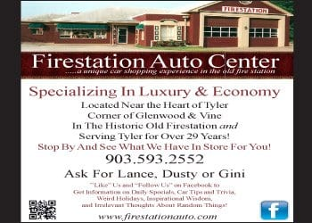 Firestation Auto, Tyler TX