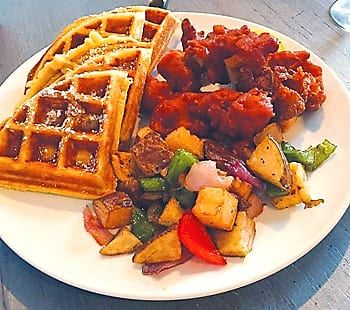 cork-chicken-and-waffles-tyler-tx