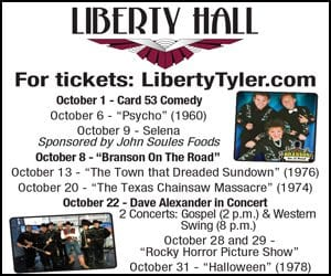 liberty-hall-classic-movies-dave-alexander-concerts-tyler-tx