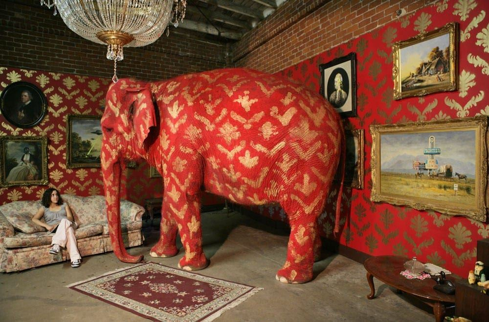 """Opening at Gallery Main Street March 10th – """"Elephant in the Room ..."""