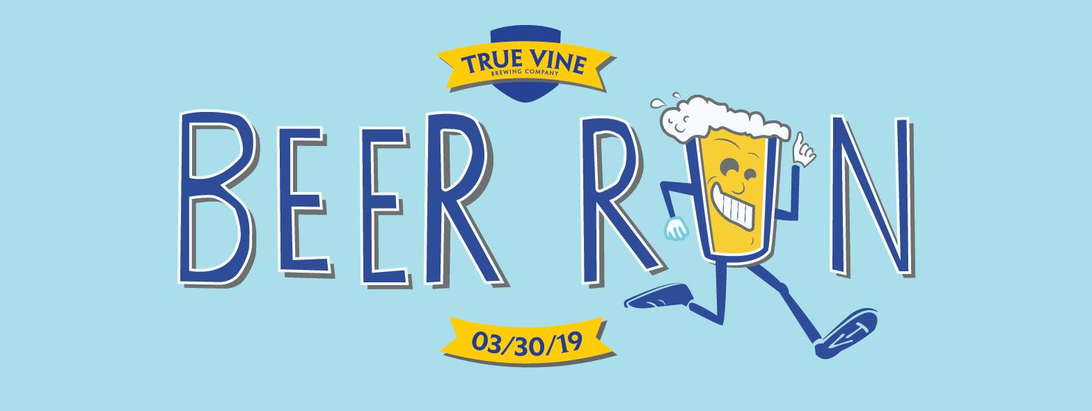 True Vine Beer Run 2019 Tyler TX