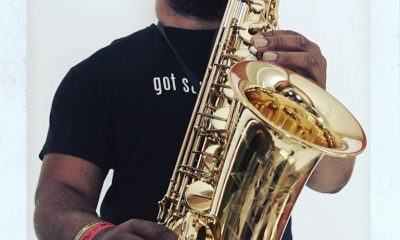 LaDarius Daniels And His Sax