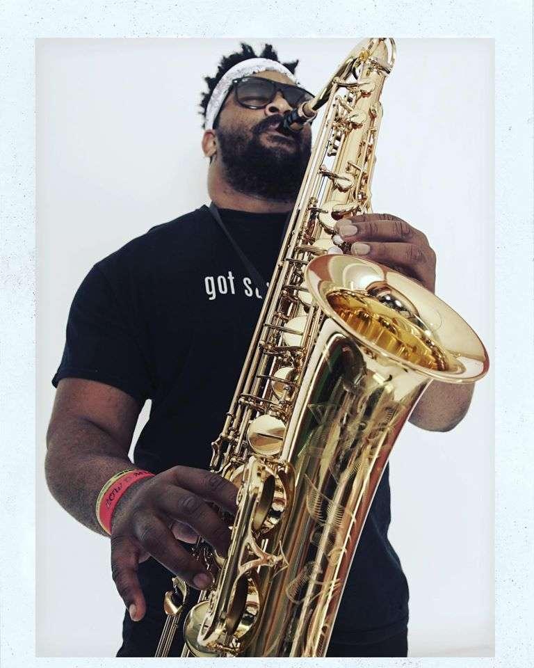 LaDarius Daniels And His Sax