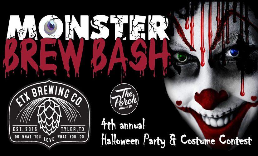 Childrens Halloween Events 2020 Tyler Texas EGuide Tyler TX   ETX Brewery: Monster Brew Bash Fun