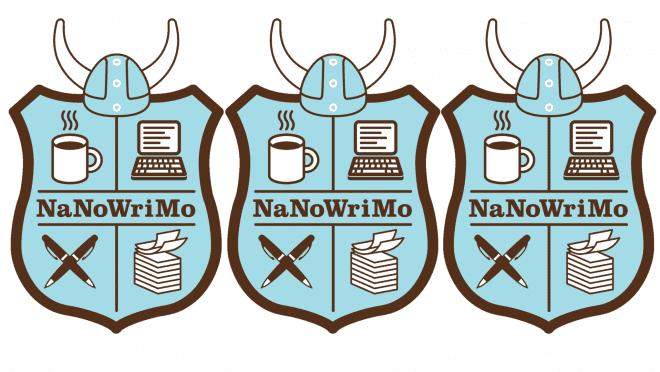 november novel writing month